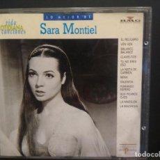 CDs de Música: LO MEJOR DE SARA MONTIEL - CD ALBUM VIDA COTIDIANA Y CANCIONES BMG Nº 13 PEPETO. Lote 223746540