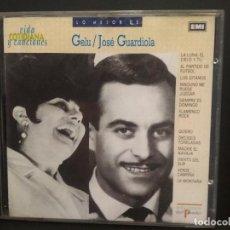 CDs de Música: LO MEJOR DE GELU / JOSE GUARDIOLA. VIDA COTIDIANA Y CANCIONES Nº 31 CD EMI PEPETO. Lote 223747638