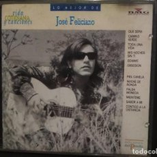 CDs de Música: LO MEJOR DE JOSÉ FELICIANO EN ESPAÑOL. CD VIDA COTIDIANA Y CANCIONES BMG Nº32 PEPETO. Lote 223750046