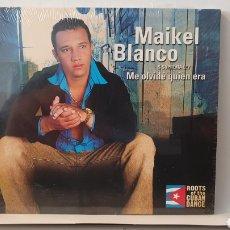 CDs de Musique: CD/ MAIKEL BLANCO/ & SUPREMA LEY/ ME OLVIDÉ QUIEN ERA / PRECINTADO! (REF.CD.1). Lote 223778983