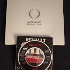 CDs de Música: LOTE INTERESANTE MECANO - DIGIPACK 2005 2 CD + DVD / MINI CD DESCANSO DOMINICAL. Lote 223834702