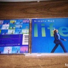 CDs de Música: SIMPLEY RED - LIFE. Lote 223843615
