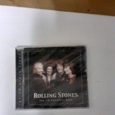 CDs de Música: CD ,THE ROLLING STONES, 20 ÉXITOS, AÑO 2014. Lote 223866161