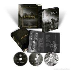 CDs de Música: MONICA NARANJO - LUBNA - EDICION LEYENDA - 2 CD + DVD + LIBRO. Lote 223897241