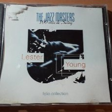 CDs de Música: 14-00182 - THE JAZZ MASTER, LESTER YOUNG. Lote 223935465