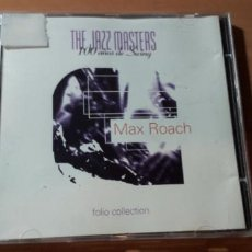 CDs de Música: 14-00185 - THE JAZZ MASTER, MAX ROACH. Lote 223935818