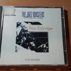 CDs de Música: 14-00186 - THE JAZZ MASTER, ROY ELDRIDGE. Lote 223935940