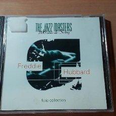 CDs de Música: 14-00188 - THE JAZZ MASTER, FREDDIE HUBBARD. Lote 223936406