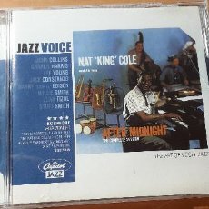 CDs de Música: 14-00194 - JAZZ VOICE, NAT KING COLE. Lote 223936995