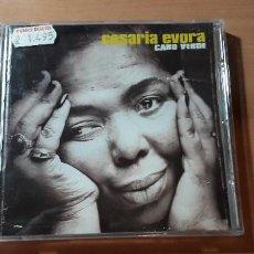 CDs de Música: 14-00206 - CESARIA EVORA, CABO VERDE. Lote 223938686