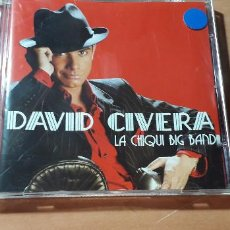 CDs de Música: 14-00208 - DAVID CIVERA, LA CHIQUI BIG BAND. Lote 223938955