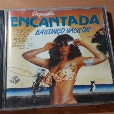 CDs de Música: 14-00213 - ORQUETA ENCANTADA, BAILONGO VACILON. Lote 223939476