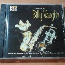 CDs de Música: 14-00214 - THE BEST OF BILLY VAUGHN. Lote 223939836