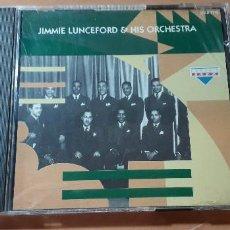 CDs de Música: 14-00215 -JIMMIE LUNCEFORD Y HIS ORCHESTRA. Lote 223939940