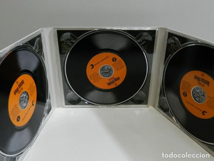 CDs de Música: DISCO 3 CD. THE REAL... - THE ULTIMATE BOSSA NOVA COLLECTION. COMPACT DISC. TRIPLE. - Foto 3 - 223941136