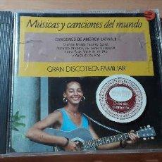 CDs de Música: 14-00225 - CANCIONES DE AMERCA LATINA II. Lote 223941233