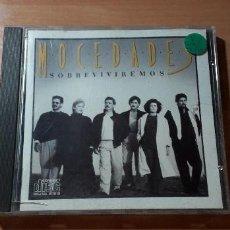 CDs de Música: 14-00242 - MOCEDADES SOBREVIVIREMOS. Lote 223944657