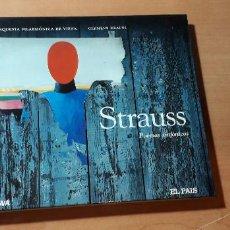 CDs de Música: 14-00249 - STRAUSS POEMAS SINFONICOS - LIBROCD. Lote 223946665