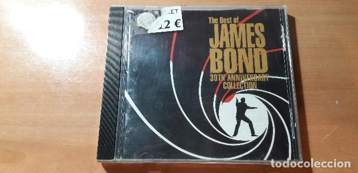 14-00254 - THE BEST OF JAMES BOND, 30 ANIVERSARY COLLECTION (Música - CD's Otros Estilos)