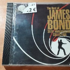 CDs de Música: 14-00254 - THE BEST OF JAMES BOND, 30 ANIVERSARY COLLECTION. Lote 223947430