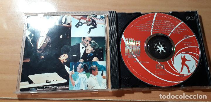 CDs de Música: 14-00254 - the best of james bond, 30 aniversary collection - Foto 3 - 223947430