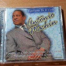 CDs de Música: 14-00259 - ANTONIO MACHIN, ESPERAME EN EL CIELO. Lote 223948456