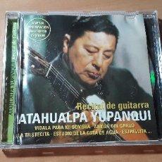 CDs de Música: 14-00261 -ATAHUALPA YUPANQUI, RECITAL DE GUITARRA. Lote 223948696