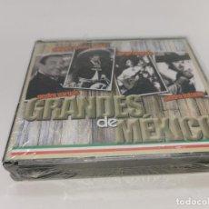 CDs de Música: GRANDES DE MÉXICO 4 CDS SIN DESPRECINTAR. Lote 223966156
