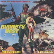 CDs de Música: ENNIO MORRICONE - HORNETS' NEST. Lote 223966561