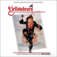 CDs de Música: YELLOWBEARD - JOHN MORRIS. Lote 223974377
