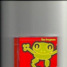 CDs de Música: THE FROGMEN. A NEW HOME (CD ALBUM 1997). Lote 223980263