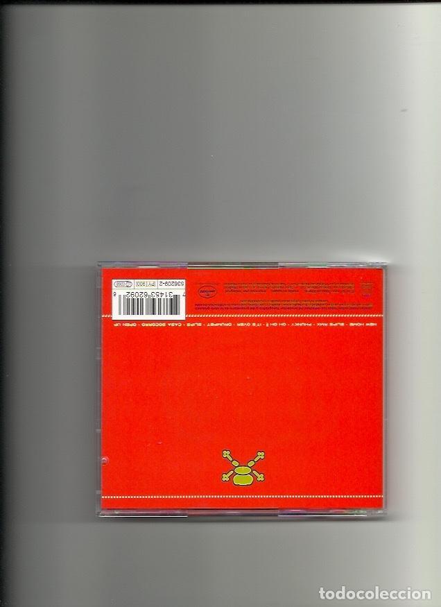 CDs de Música: THE FROGMEN. A new home (cd album 1997) - Foto 2 - 223980263