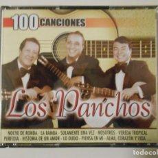 CDs de Música: LOS PANCHOS. 100 CANCIONES. CUADRUPLE COMPACTO. UNA JOYA. CAMINEMOS. LA MUCURA. ALMA, CORAZON Y VIDA. Lote 223982622