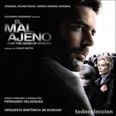 CDs de Música: EL MAL AJENO - FERNANDO VELAZQUEZ. Lote 224021507