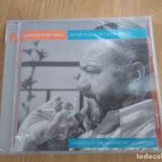 CDs de Música: ASTOR PIAZZOLLA CD CONCIERTO DE TANGO VIVO EN NEW YORK1965-SELLADO E IMPORTADO. Lote 224052436