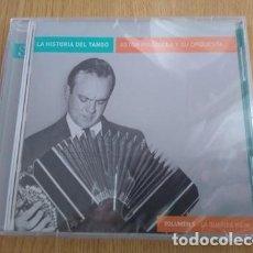 CDs de Música: ASTOR PIAZZOLLA CD LA HISTORIA DEL TANGO 1967 CD SELLADO E IMPORTADO. Lote 224052616