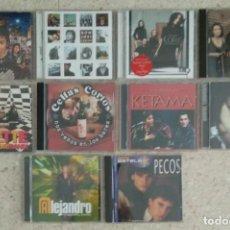 CDs de Música: LOTE 10 CD VARIADO - MICHAEL JACKSON - BON JOVI - THE CORRS - ROXETTE - CELTAS CORTOS - KETAMA Y MÁS. Lote 224053208