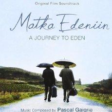 CDs de Musique: MATKA EDENIIN: A JOURNEY TO EDEN - PASCAL GAIGNE. Lote 224069263