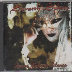 CDs de Música: SUNSETH SPHERE - STROM BEFORE SILENCE / CD ALBUM DEL 2001 / MUY BUEN ESTADO RF-8325. Lote 224078363