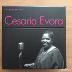 CDs de Música: CESARIA EVORA. LA COLLECTION (BOX SET 2014). Lote 224100623