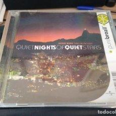 CDs de Música: PURE BRAZIL - BOSSA NOVA SONG IN ENGLISH -ARTISTAS VARIOS -IMPORTADO. Lote 224109170