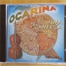 CDs de Música: OCARINA (ALMA AMERICA) CD 1997 - DIEGO MODENA. Lote 224119098