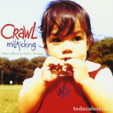CDs de Música: CRAWL - MILKICKING. Lote 224159822