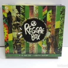 CDs de Música: DISCO 6 CD. VARIOS - REGGAE BOX. COMPACT DISC.. Lote 224185127