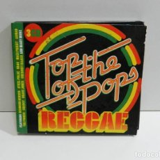 CDs de Música: DISCO 3 CD. VARIOS - TOP OF THE POPS REGGAE. COMPACT DISC. TRIPLE.. Lote 224190247