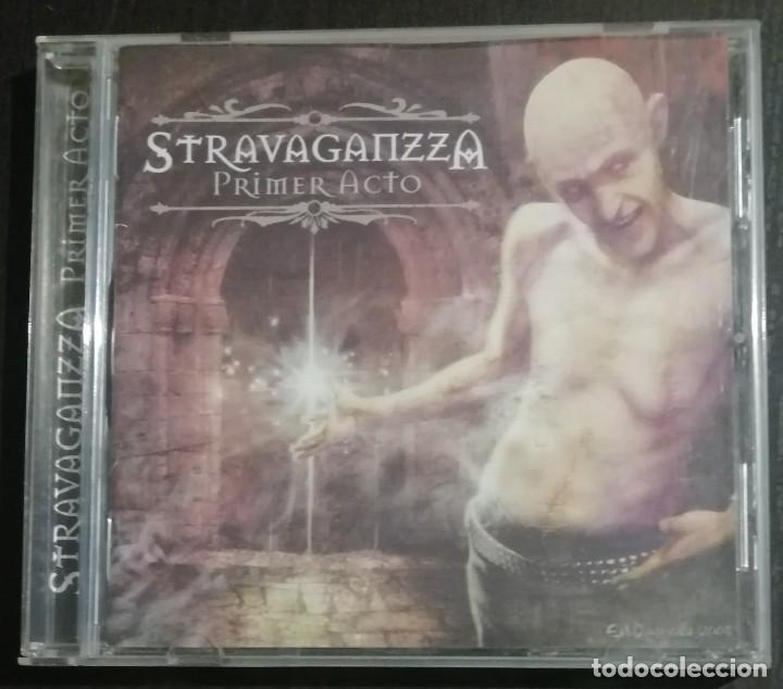STRAVAGANZZA - PRIMER ACTO (Música - CD's Heavy Metal)