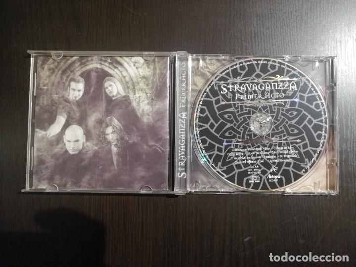 CDs de Música: Stravaganzza - Primer Acto - Foto 3 - 224205567