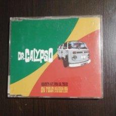 CDs de Música: DR. CALYPSO - AQUESTA NIT, PLAN 10, TOXIC. Lote 224206570