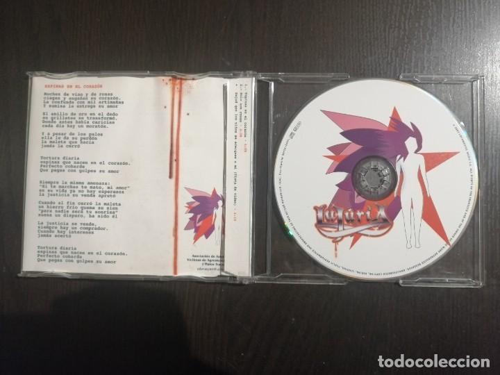 CDs de Música: Lujuria - Espinas en el corazón - Foto 2 - 224211108