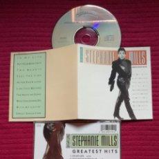 CDs de Música: STEPHANIE MILLS: IN MY LIFE. GREATEST HITS. CD 1987 CASABLANCA RECORDS.. Lote 224217008